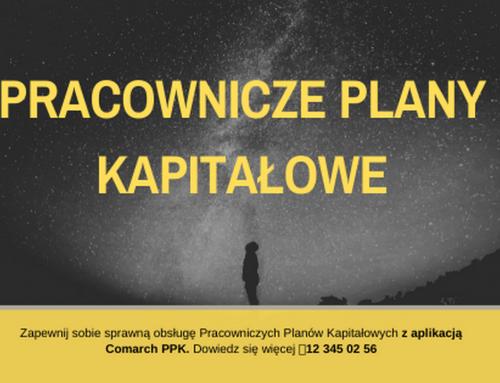 Pracownicze Plany Kapitałowe – ustawa i aplikacja Comarch PPK