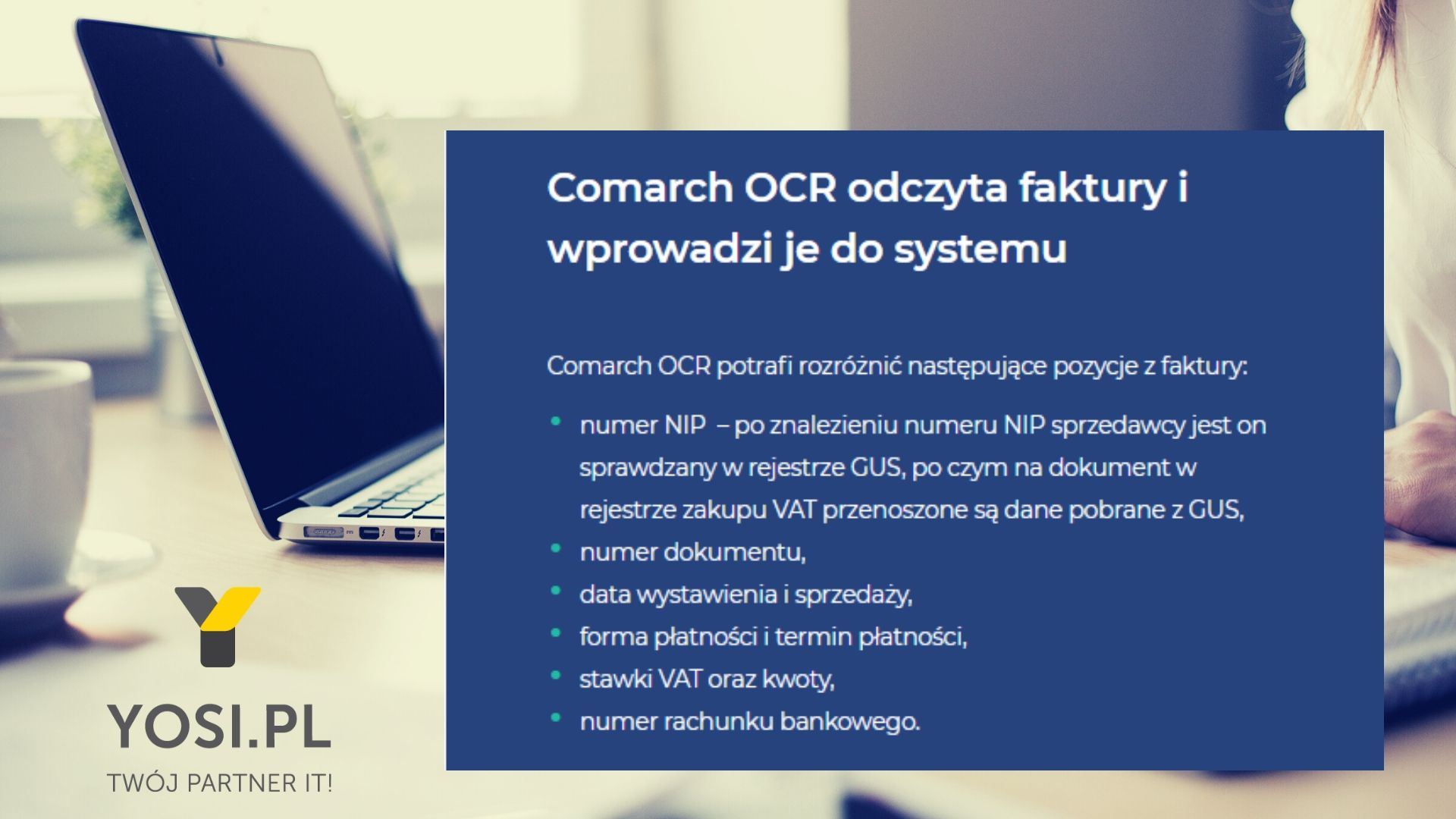Comarch OCR - YOSI.PL