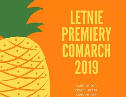 Letnie Premiery Comarch 2019