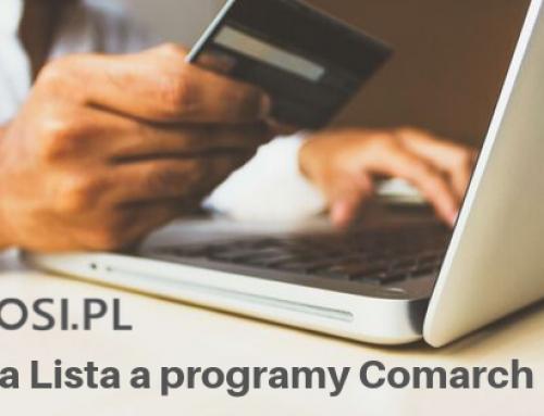 Biała lista podatników VAT a systemy Comarch ERP