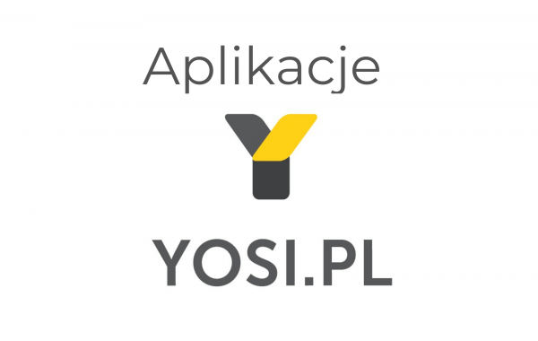 Aplikacje YOSI.PL baner
