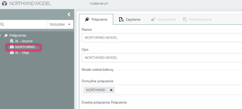 NORTHWND model - 1- YOSI