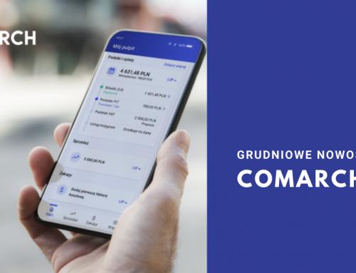 Aktualności dla użytkowników Comarch