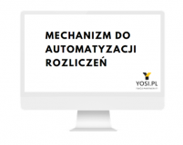 Mechanizm do automatyzacji rozliczeń
