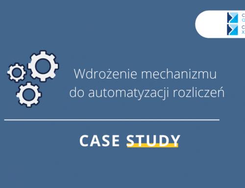 Automatyczne rozliczanie zbiorczych płatności case study