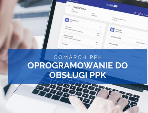 Oprogramowanie do obsługi PPK